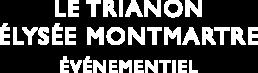 Logo Trianon Elysée Montmartre Evènementiel