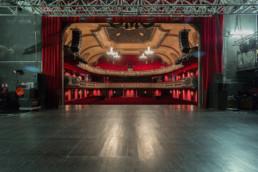Trianon - Interieur - Salle historique pour vos evenements à Paris