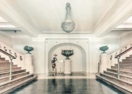 Trianon - Escalier - Théâtre historique à Paris - Salle evenementielle à Paris