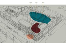 Plan de coupe Elysee Montmartre